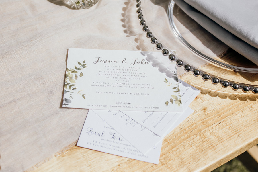 Luxe style inspiration for a small wedding, from Barnston Lodge. Photography credit Kate Boston (26)