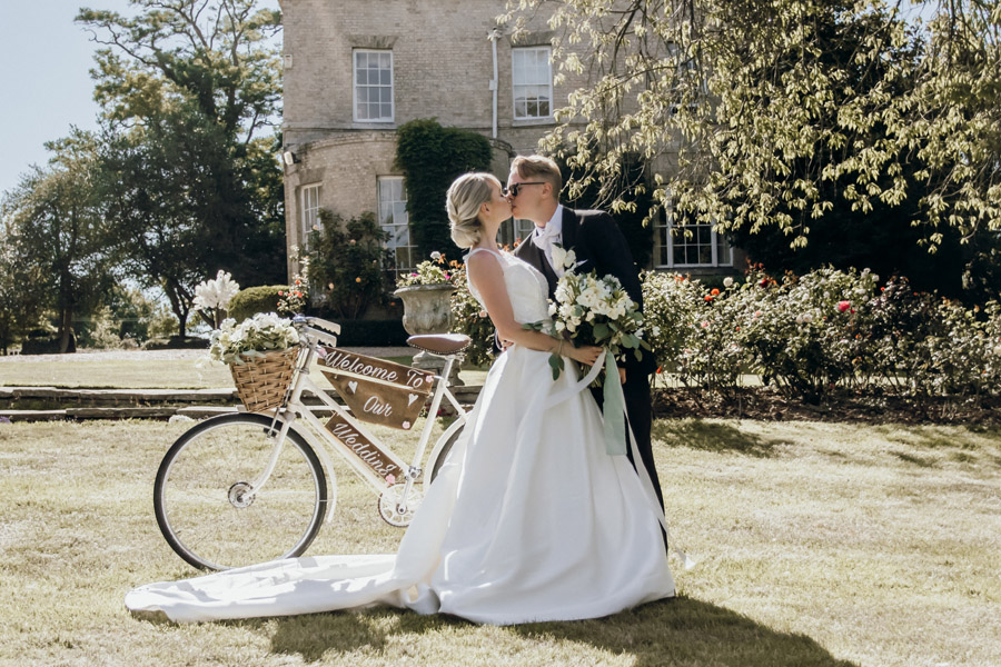Luxe style inspiration for a small wedding, from Barnston Lodge. Photography credit Kate Boston (32)
