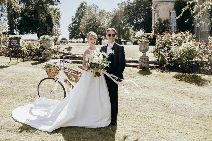 Luxe style inspiration for a small wedding, from Barnston Lodge. Photography credit Kate Boston (33)