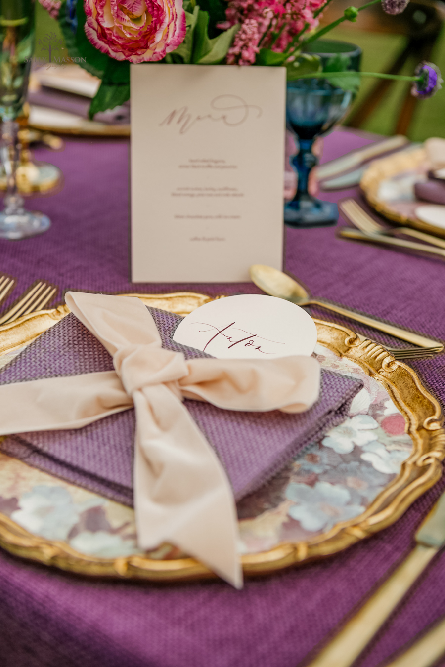 Beautiful wedding styling inspiration from The Gaddesden Estate in Hertfordshire (39)