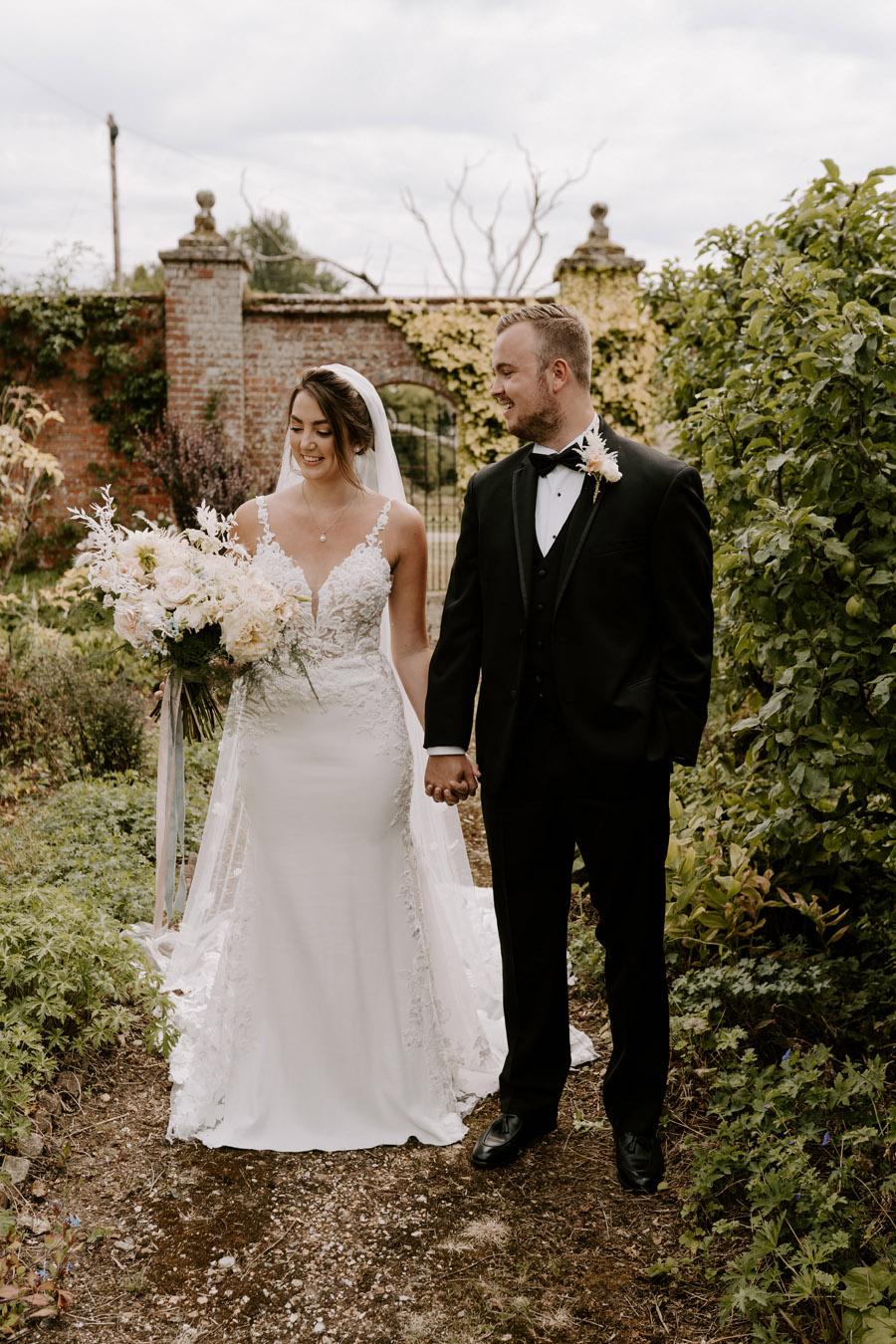 Classic and Stately – Edmondsham House wedding inspiration, image credit Jack Aldridge Photography (3)