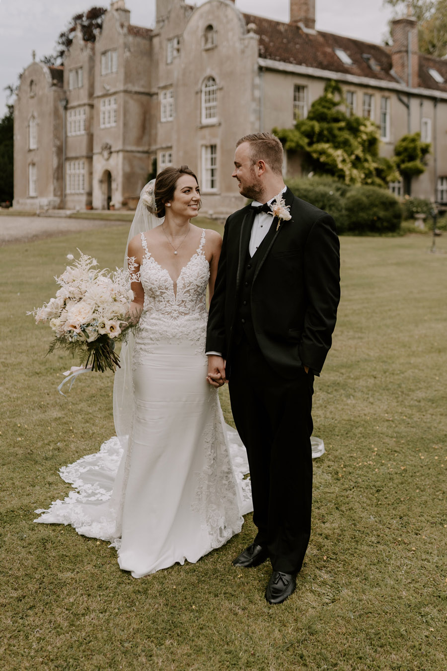 Classic and Stately – Edmondsham House wedding inspiration, image credit Jack Aldridge Photography (12)