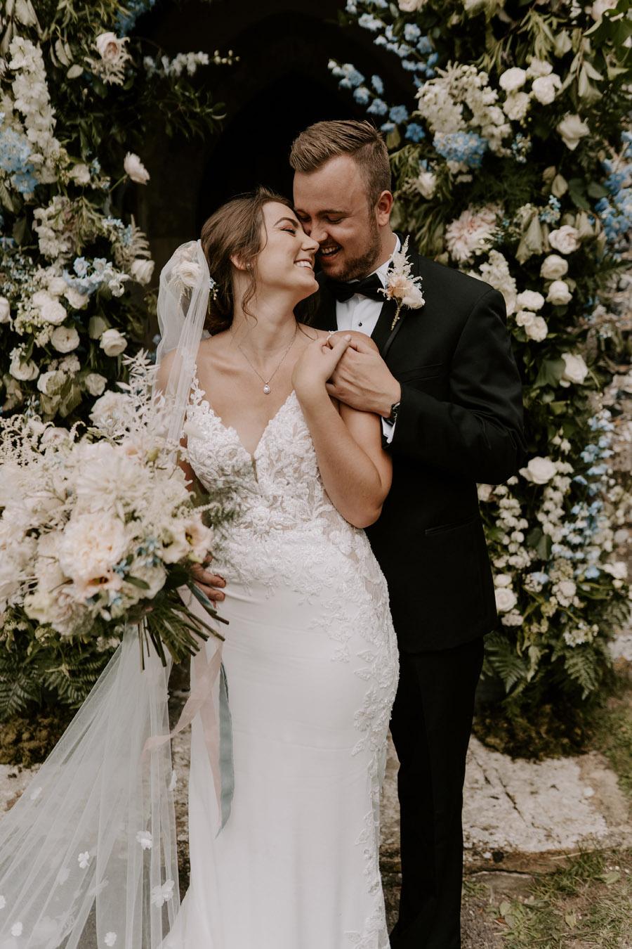 Classic and Stately – Edmondsham House wedding inspiration, image credit Jack Aldridge Photography (14)