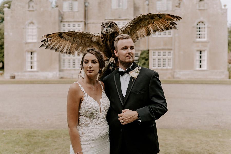 Classic and Stately – Edmondsham House wedding inspiration, image credit Jack Aldridge Photography (19)