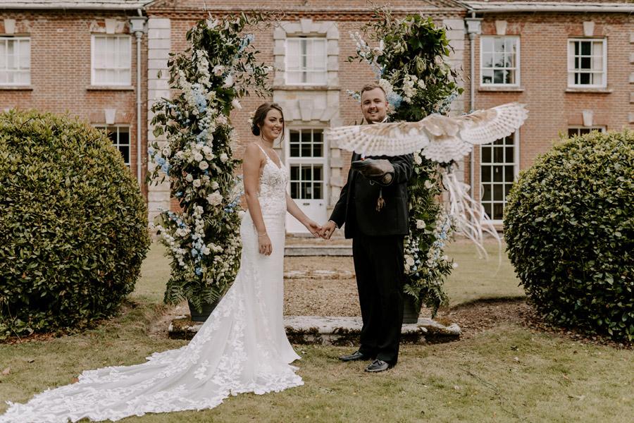 Classic and Stately – Edmondsham House wedding inspiration, image credit Jack Aldridge Photography (20)