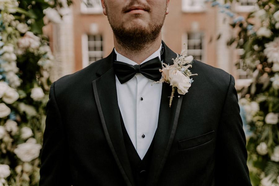 Classic and Stately – Edmondsham House wedding inspiration, image credit Jack Aldridge Photography (21)