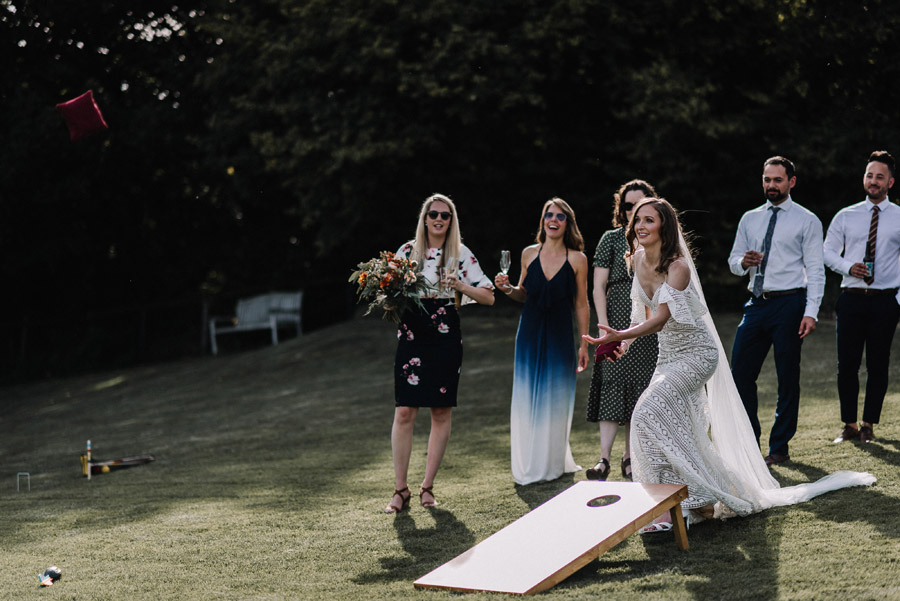 How to entertain Your Wedding Guests image credit Oobaloos Photography Cheltenham (5)