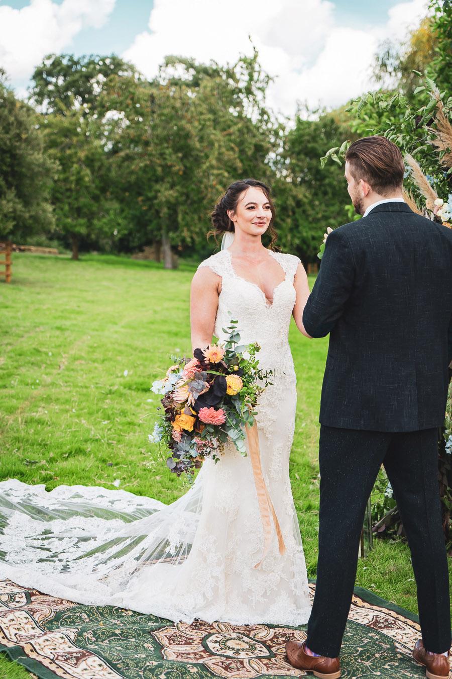 Sophisticated Boho - The New Intimate Wedding (5)