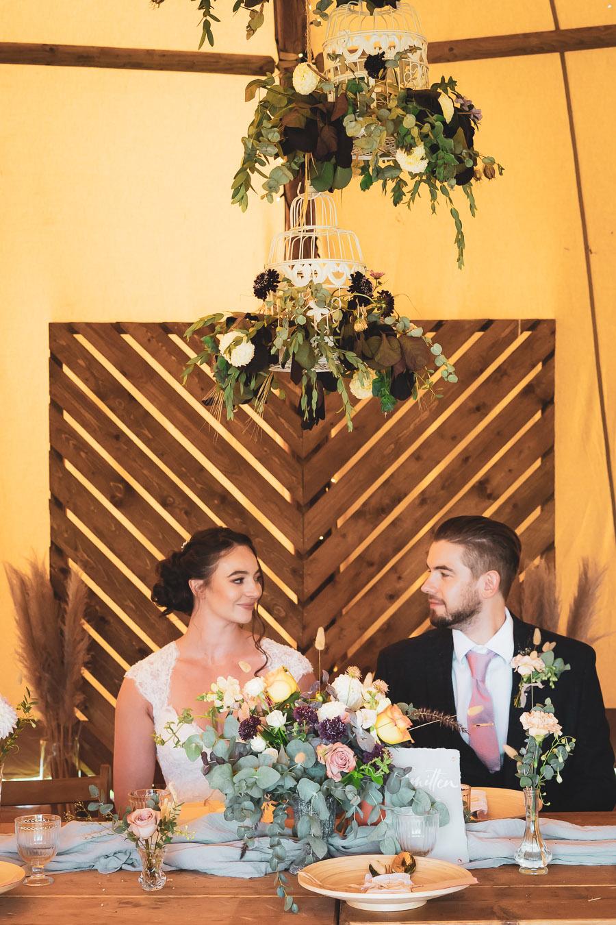 Sophisticated Boho - The New Intimate Wedding (17)