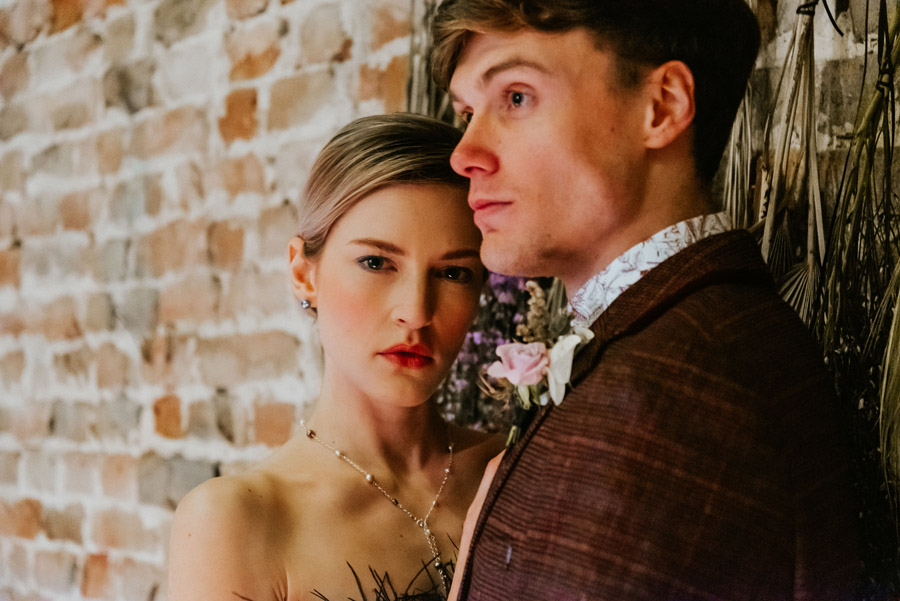Midelney Manor – Winter pastel romance with a hint of gothic, image credit Hannah Barnes Photography (21)