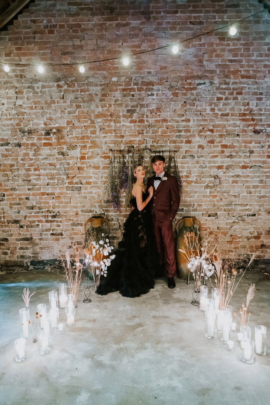 Midelney Manor – Winter pastel romance with a hint of gothic, image credit Hannah Barnes Photography (22)