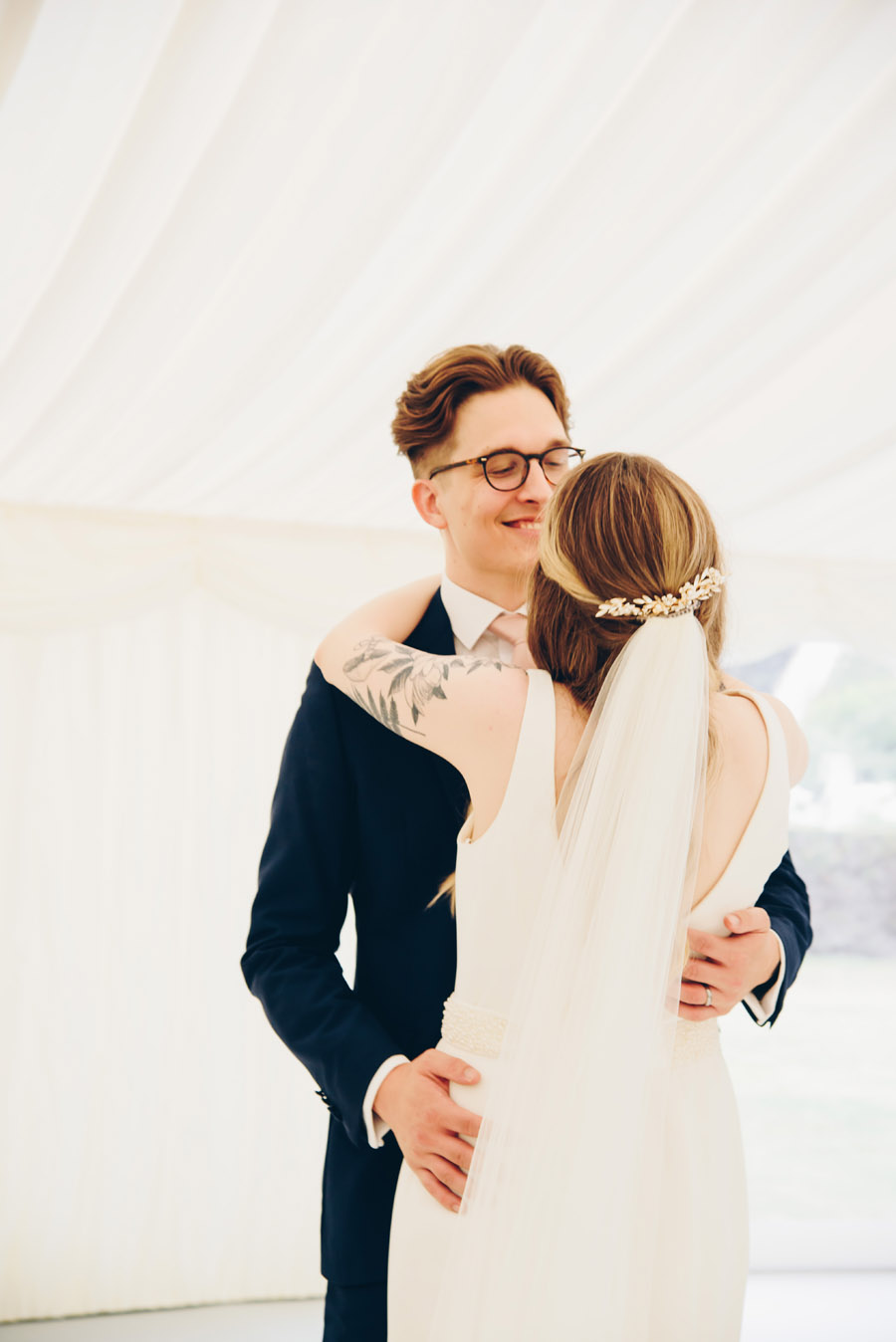 Timeless Elegance and beautiful micro wedding inspiration at New Lodge Lawns (31)