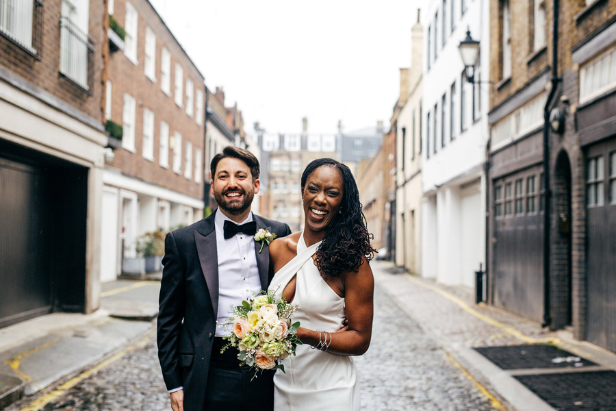 Intimate weddings, UK micro weddings and elopements captured by London wedding photographer Jordanna Marston (2)