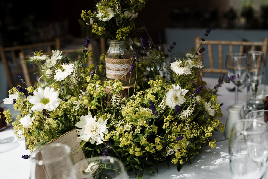 Tim & Victoria's elegant, rustic Stratton Court Barn wedding, with Steph Kiely Photography (17)
