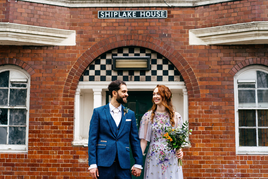 Intimate weddings, UK micro weddings and elopements captured by London wedding photographer Jordanna Marston (1)