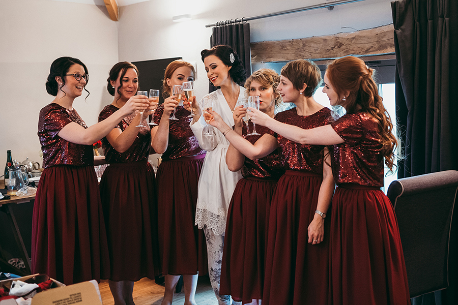 Lana & James's fabulous Trevenna wedding, with Tracey Warbey Wedding Photography (9)