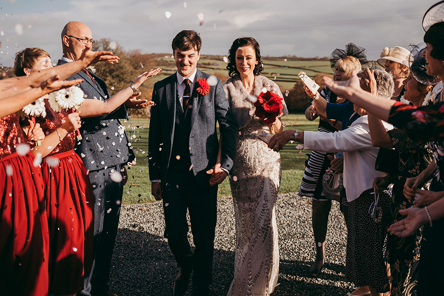 Lana & James's fabulous Trevenna wedding, with Tracey Warbey Wedding Photography (18)