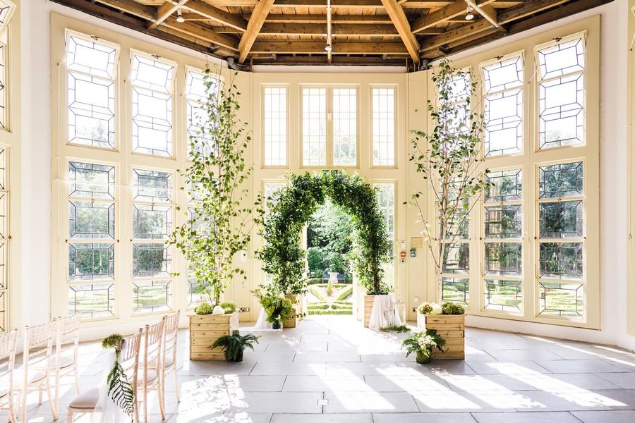 Highcliffe Castle wedding inspiration on the English Wedding Blog (3)