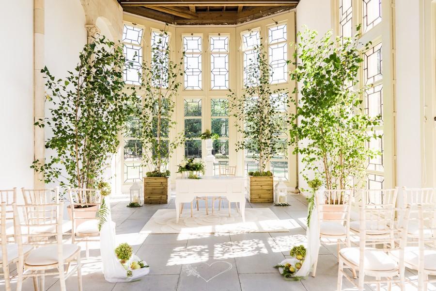 Highcliffe Castle wedding inspiration on the English Wedding Blog (4)