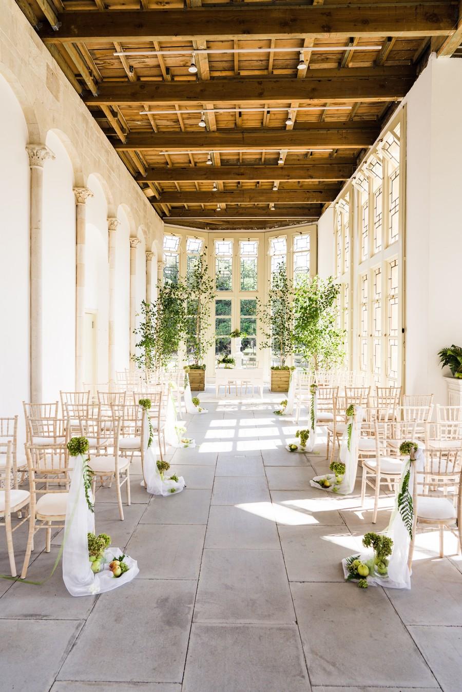 Highcliffe Castle wedding inspiration on the English Wedding Blog (1)