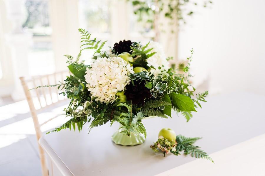 Highcliffe Castle wedding inspiration on the English Wedding Blog (9)