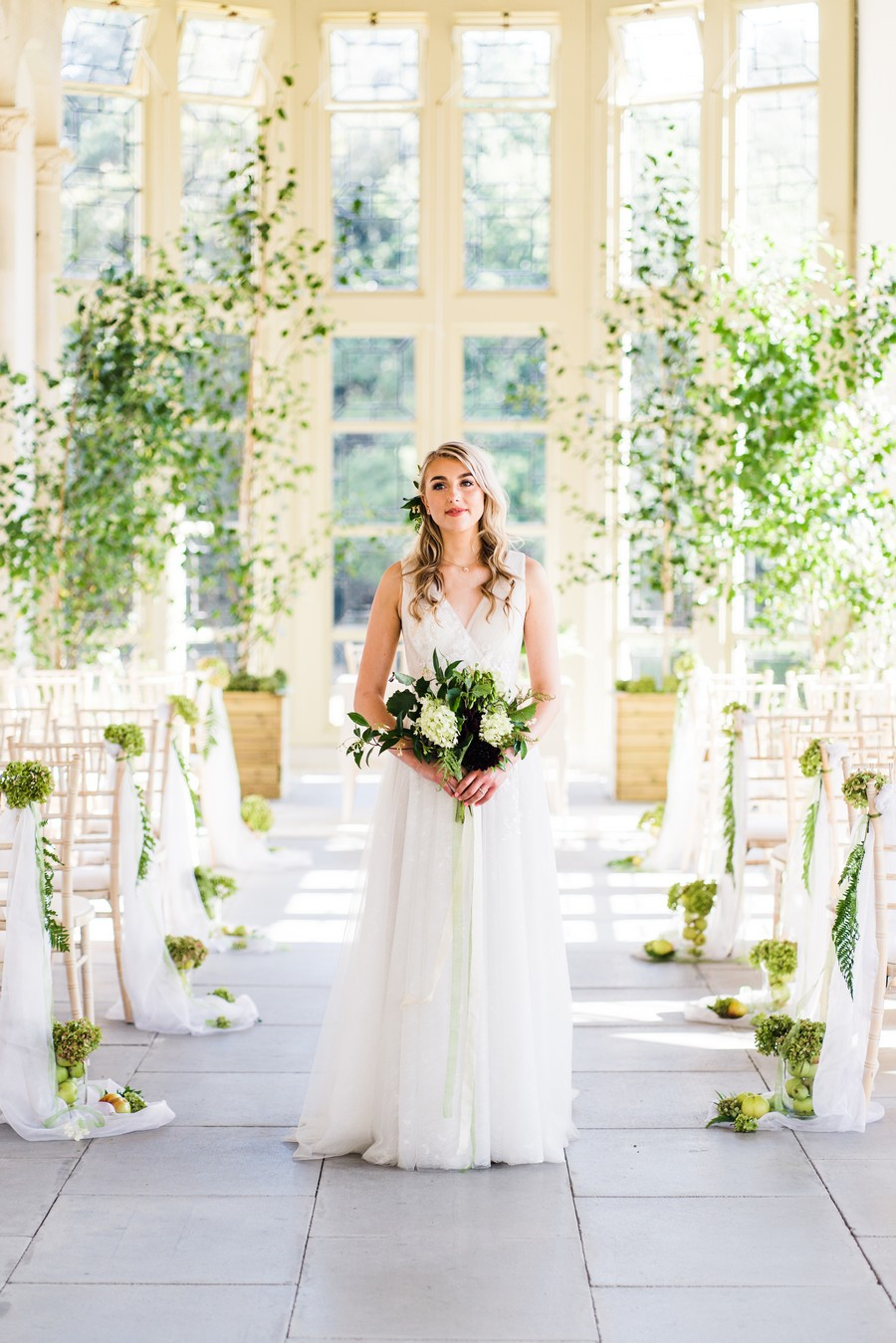 Highcliffe Castle wedding inspiration on the English Wedding Blog (12)