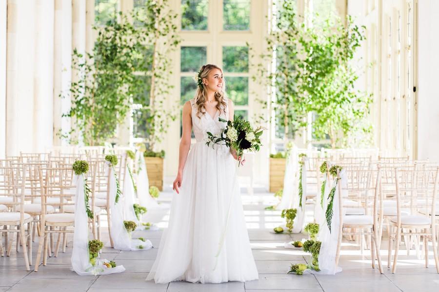 Highcliffe Castle wedding inspiration on the English Wedding Blog (13)