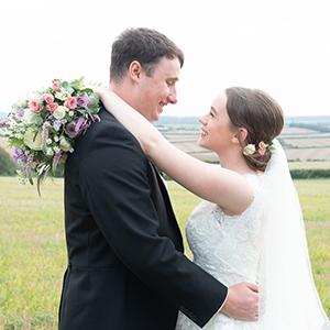 Dom Brenton wedding photographer in Romsey