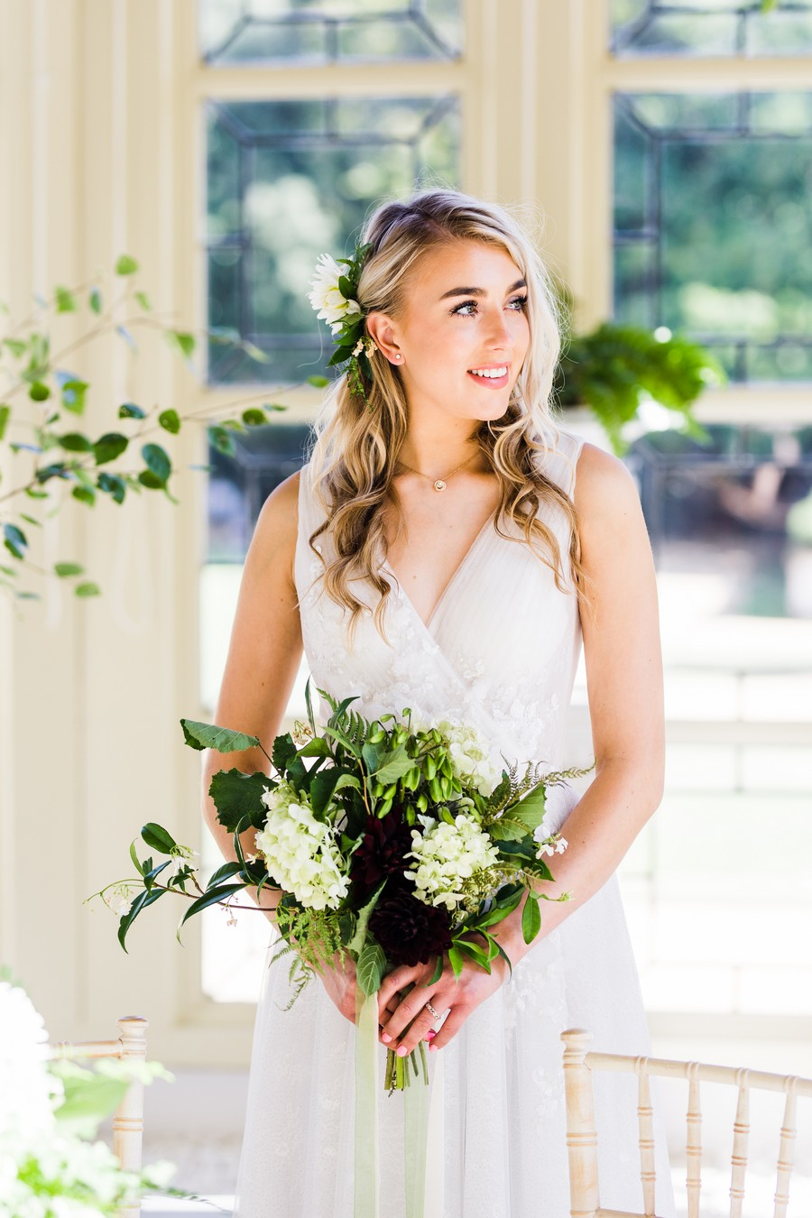 Highcliffe Castle wedding inspiration on the English Wedding Blog (22)