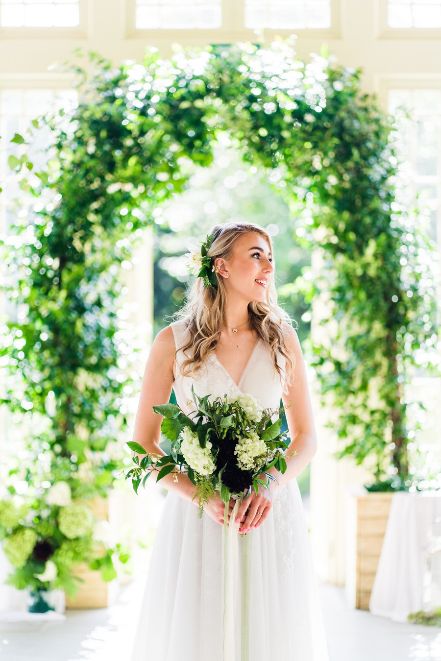 real trees for hire for weddings uk