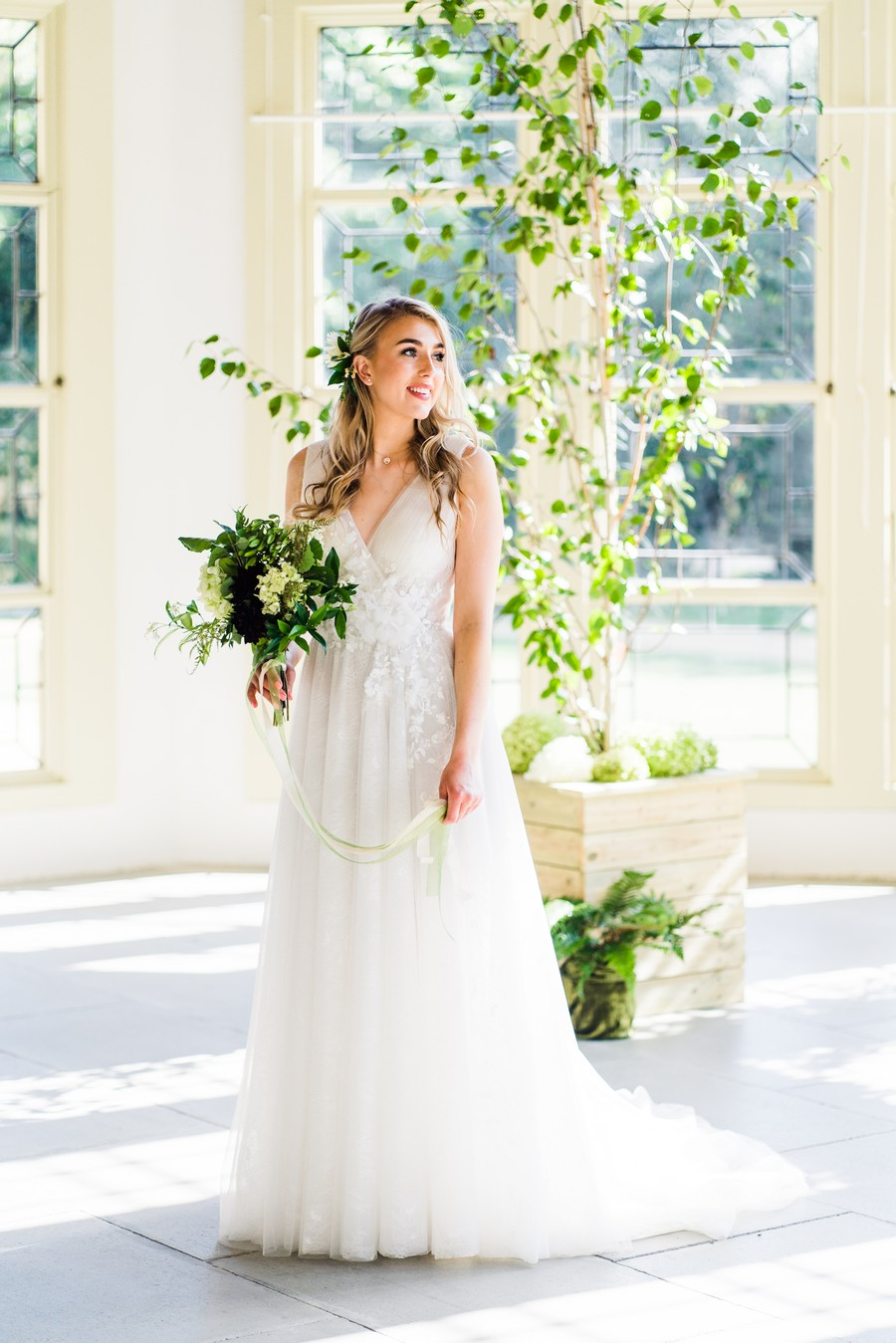 Highcliffe Castle wedding inspiration on the English Wedding Blog (29)