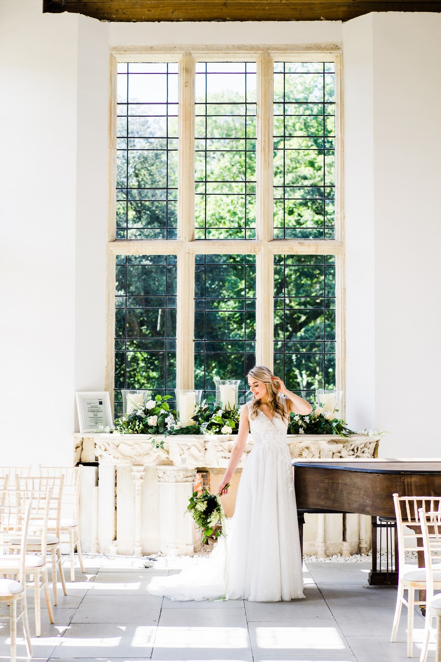 Highcliffe Castle wedding inspiration on the English Wedding Blog (30)