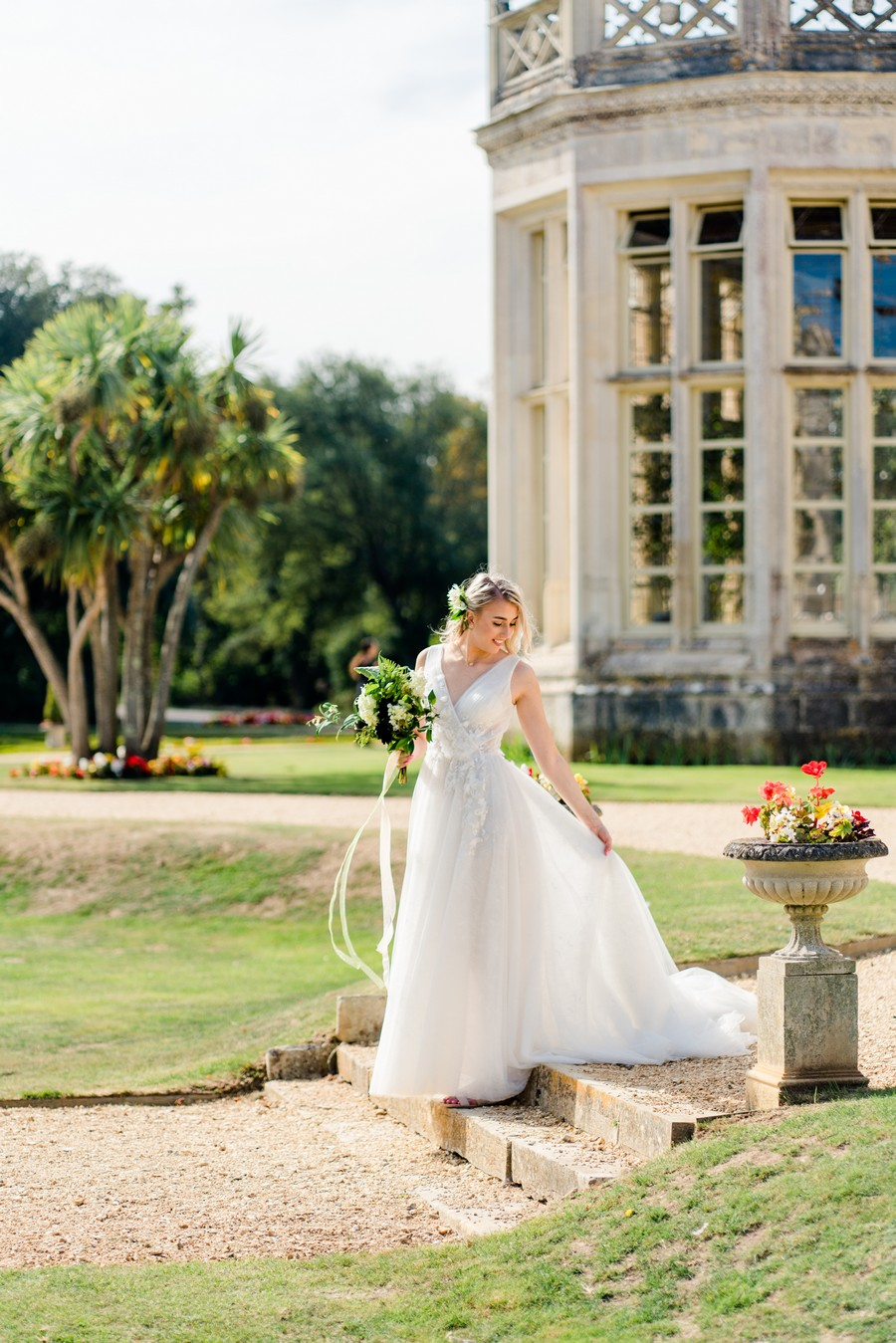 Highcliffe Castle wedding inspiration on the English Wedding Blog (34)