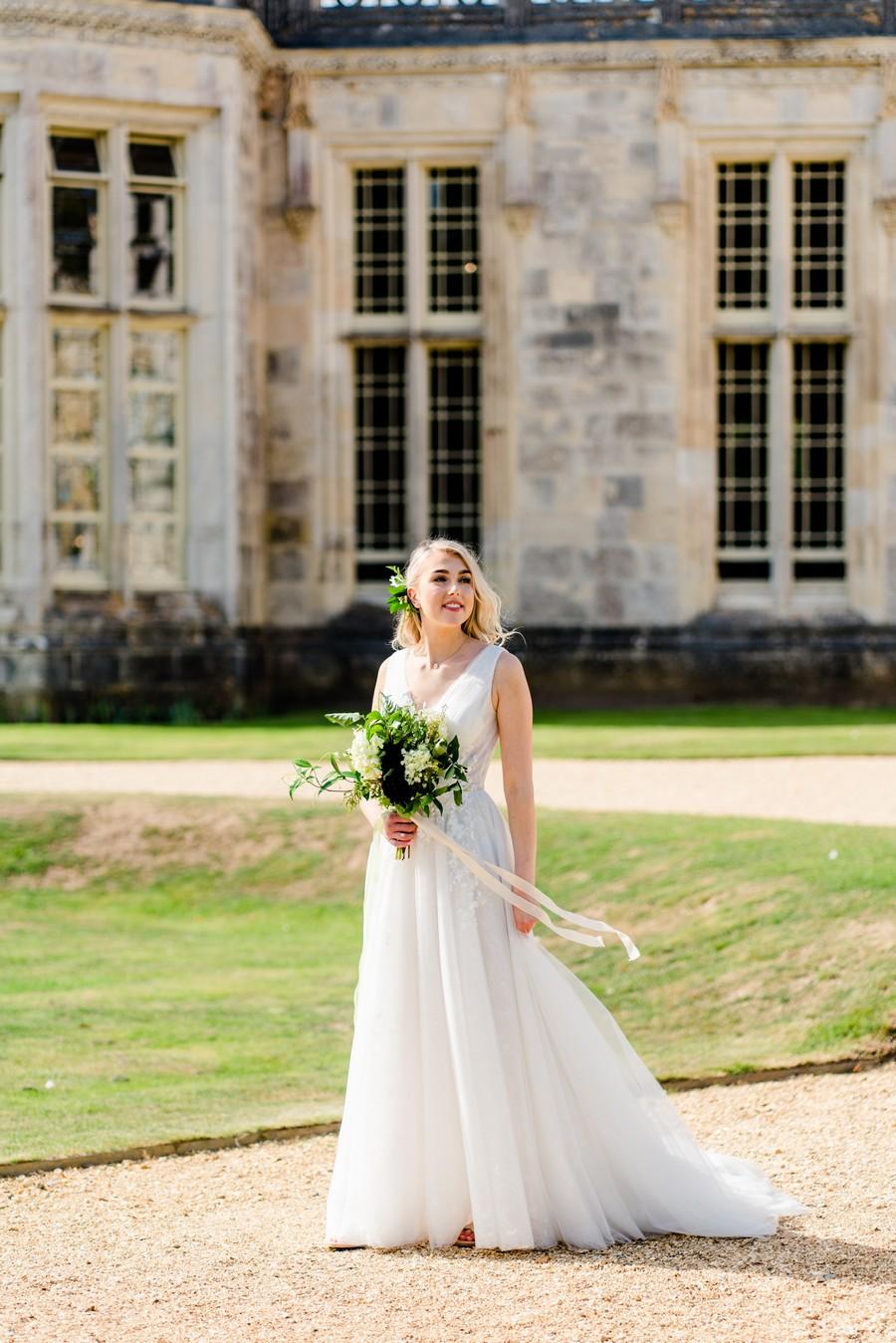 Highcliffe Castle wedding inspiration on the English Wedding Blog (35)