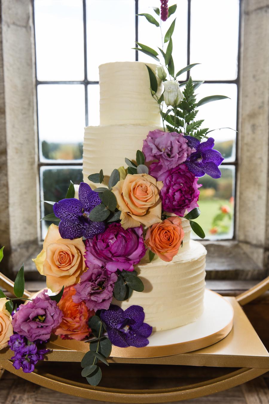 Jewel toned autumn wedding vibes from Layer Marney, image credit Ayshea Goldberg Photography (16)