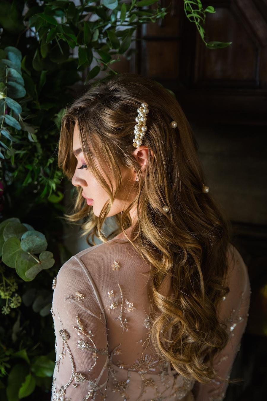 Jewel toned autumn wedding vibes from Layer Marney, image credit Ayshea Goldberg Photography (25)