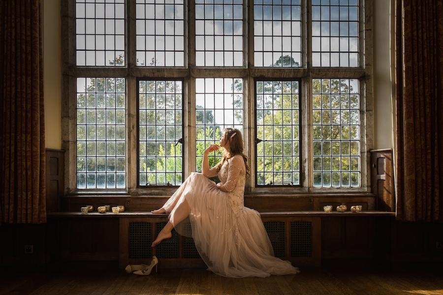 Jewel toned autumn wedding vibes from Layer Marney, image credit Ayshea Goldberg Photography (34)
