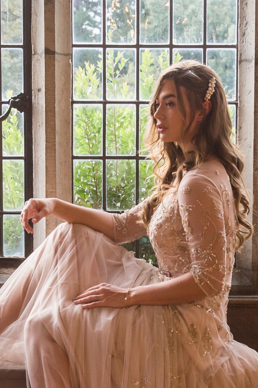 Jewel toned autumn wedding vibes from Layer Marney, image credit Ayshea Goldberg Photography (35)