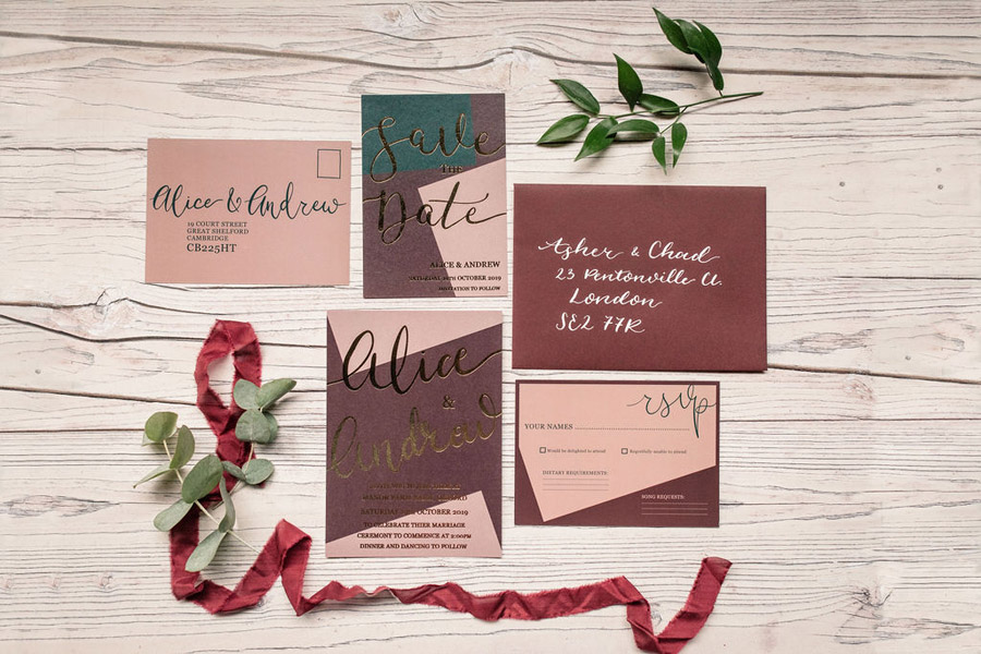 Autumnal burgundy wedding style inspiration with Becky Harley Photography (7)