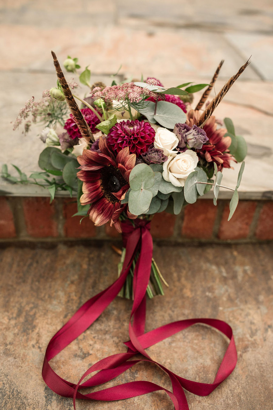 Autumnal burgundy wedding style inspiration with Becky Harley Photography (12)