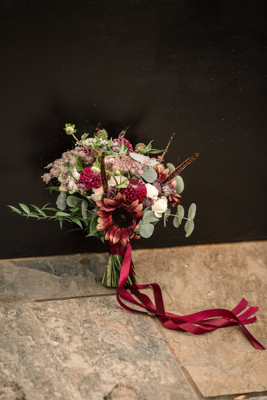 Autumnal burgundy wedding style inspiration with Becky Harley Photography (14)