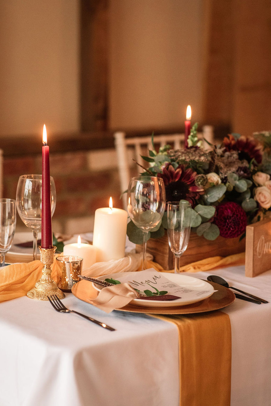 Autumnal burgundy wedding style inspiration with Becky Harley Photography (21)