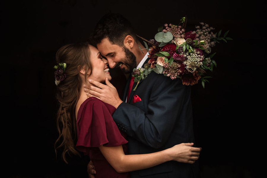 Autumnal burgundy wedding style inspiration with Becky Harley Photography (31)