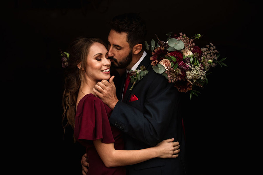 Autumnal burgundy wedding style inspiration with Becky Harley Photography (32)