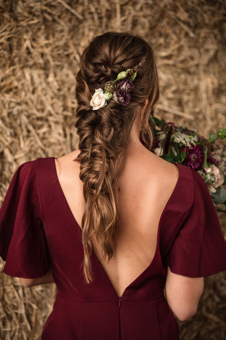 Autumnal burgundy wedding style inspiration with Becky Harley Photography (36)