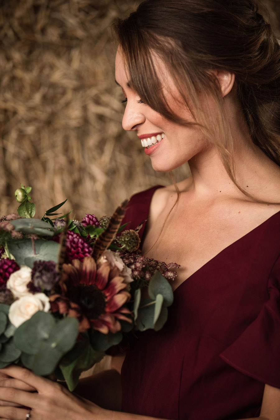 Autumnal burgundy wedding style inspiration with Becky Harley Photography (37)