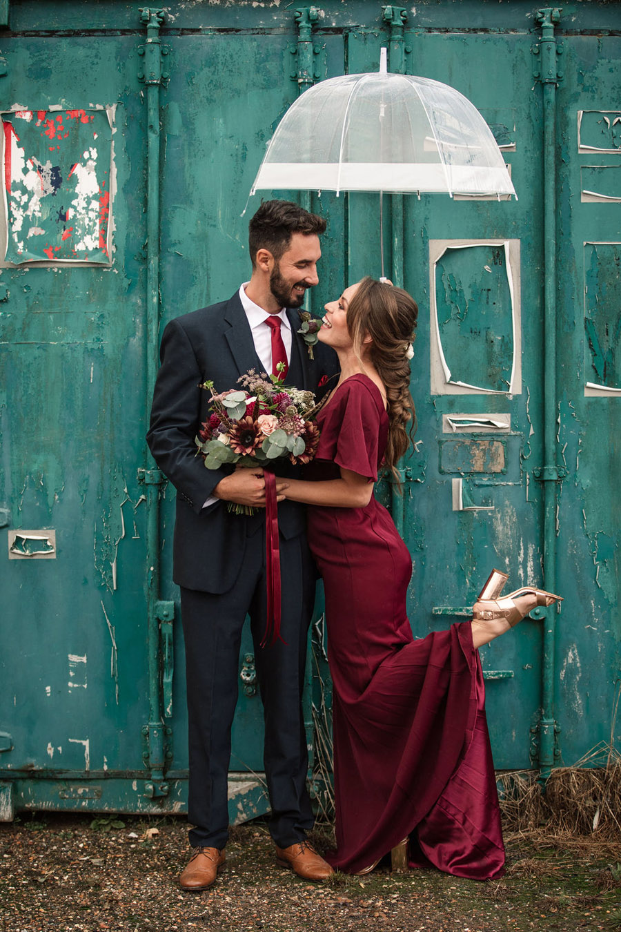 Autumnal burgundy wedding style inspiration with Becky Harley Photography (40)