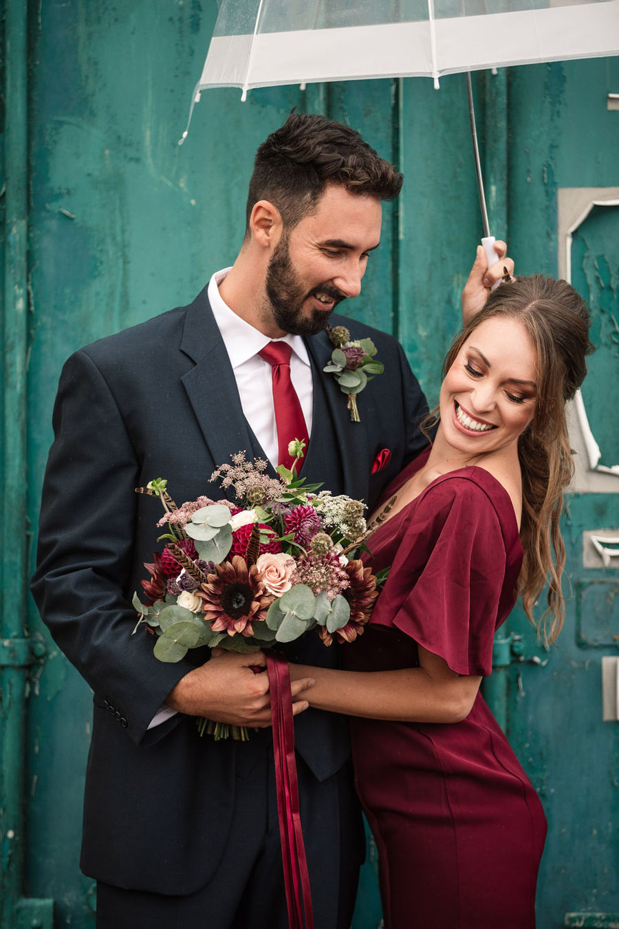 Autumnal burgundy wedding style inspiration with Becky Harley Photography (41)