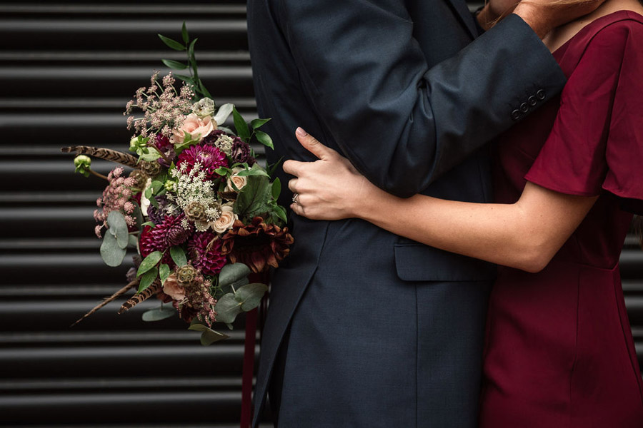 Autumnal burgundy wedding style inspiration with Becky Harley Photography (43)
