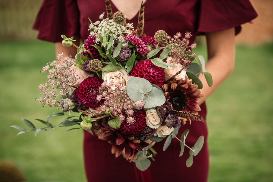 Autumnal burgundy wedding style inspiration with Becky Harley Photography (47)